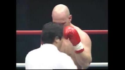 Mirko Filipovic Crocop vs. Mike Bernardo - 3.10.1999