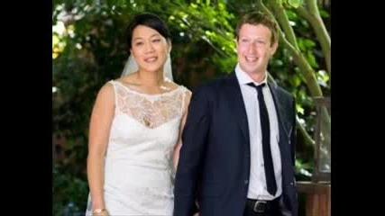 Създателят на Facebook се ожени