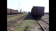 06 094 пристига на Жп Гара Димитровград