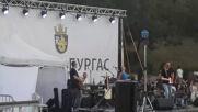 "Джулай морнинг 2020 в Бургас с група ""Горещ пясък"""