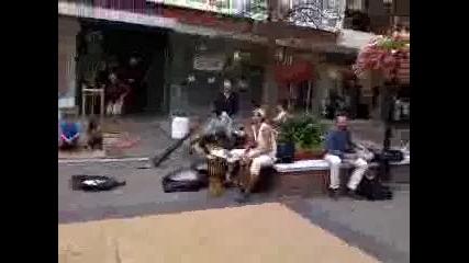 китайци на витошка свират