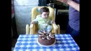 Първият рожден ден на Гоги - 26.03.2009 г.
