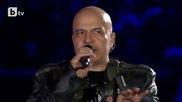 """Как 70 хиляди души на стадион """"васил Левски"""" станаха на крака, за да изпеят заедно химна на България"""