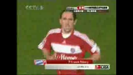 Arminia Bielefeld V Bayern Munich 0 - 1