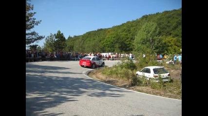 Rally Планинско Българка Sliven 18.09.2011 Ford Escort