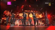 Tvxq - Rising Sun (120614 Mbc Music Wave In Google)