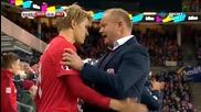 Норвегия 2 - 0 Малта ( Квалификация за Европейско първенство 2016 ) ( 10/10/2015 )