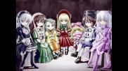 Rozen Maiden Dolls