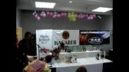 Състезние за най - добър млад барман 25.04.09 Велико Търново - Панорама на Професионалните Гимназии