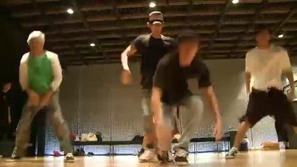 (se7en) – Digital Bounce (t.o.p) of (big Bang) dance