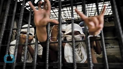31 El Salvadoran Gangsters Transferred To Maximum Security Prison