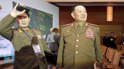 N. Korea Executes Defense Chief for Falling Asleep During Meeting, S. Korea's Spy Agency Says
