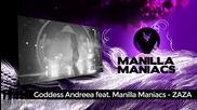 Goddess Andreea & Manilla Maniacs - Zaza
