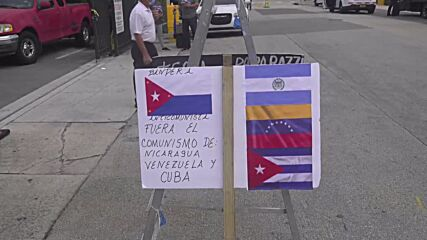 USA: House Republican leader Kevin McCarthy joins Cuba rally in Miami