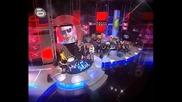 Иван Ангелов Пее Песента Която Научил От Дядо Му-Music Idol 2 - 4.10.2008