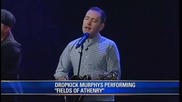 Dropkick Murphys - Fields of Athenry - Live (acoustic)