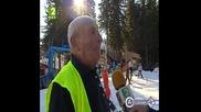 Стрико Иван – 90 годишен скиор от Чепеларе