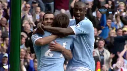 Исторически момент – голът на Карлос Тевес срещу Челси през 2010