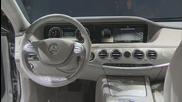 Официалният дебют на Mercedes-benz S-class, 2013 год.