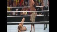Джон Сина срещу Даниел Браян - Мач за титлата на федерацията ( Лятно Тръшване 2013 )