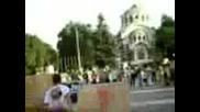 Parkour Демонстрация 3