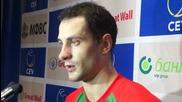 Матей Казийски: Доказахме, че искаме много да отидем на Олимпиадата