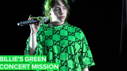 Win Billie EIlish tickets by fighting climate change