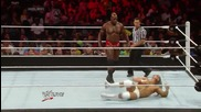 Bo Dallas vs. Titus O'neil: Raw, June 23, 2014