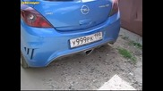 Opel Corsa Opc 76mm Mms exhaust