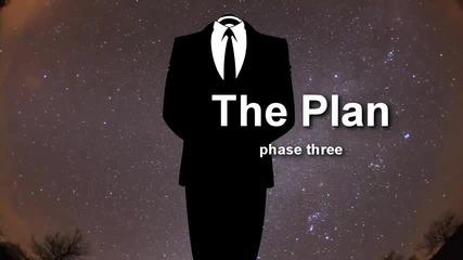 Anonymous Какъв в планът