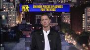 David Letterman - Eminems Top Ten [bg sub]