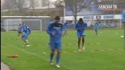 Французинът Санти Нгом пристигна на проби в Левски.