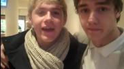 One Direction - Лиъм и Найл казват за благотворителния сингъл на X Factor