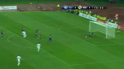 Cristiano Ronaldo Vs Tianjin Teda