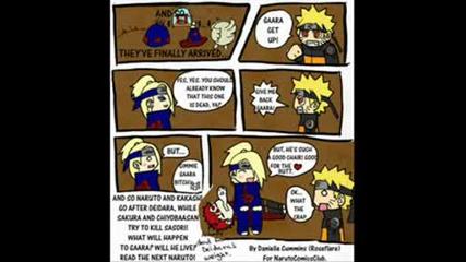 Akatsuki Funny Comics.wmv