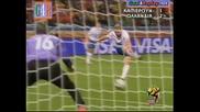 24.06.2010 Камерун - Холандия 1:2 Всички голове и положения - Мондиал 2010 Юар