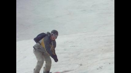 Кольо Кара ски на Добринище