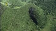 Мистериозните пещери в Гуанси