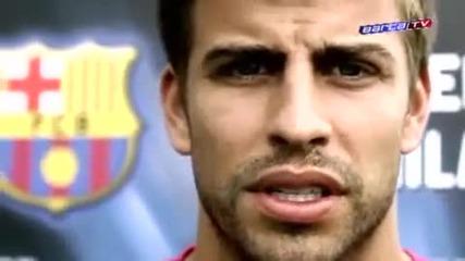 Gamper Trophy game promo http - Barca Tv