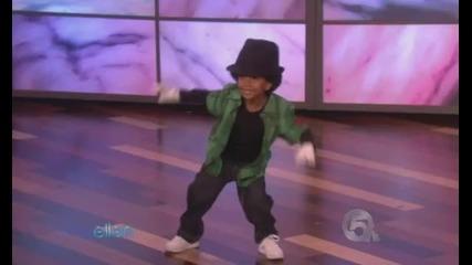 4 Годишен Хип - Хоп Манияк Много талантливо дете гледайте !