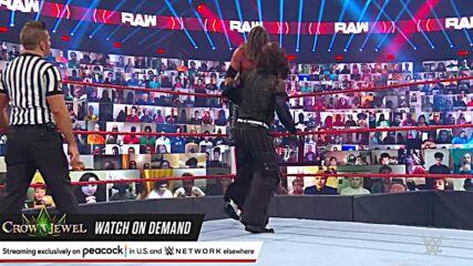 Jeff Hardy vs. AJ Styles: Raw, Oct. 26, 2020 (Full Match)