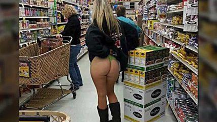 Майко Мила! – Гледайте как някои американци ходят до магазина!
