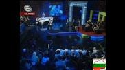 Александър от Македония - малки концерти в Music Idol 3