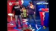 Гейски Танци + Рачков СМЯХ - Господари На Ефира 07.10.2008