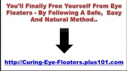 Any Treatment For Eye Floaters