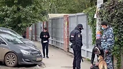 Russia: 8 killed and 10 injured at Perm State University shooting