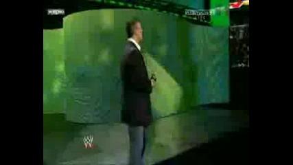 John Cena И Batista На Ринга