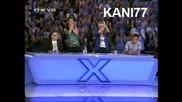 Момче вдигна цялата зала на крака с това изпълнение-x Factor Bulgaria 11.9.2011