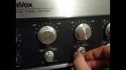 Revox B750 самовъзбуждане в десния канал.