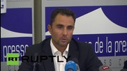 France: HSBC whistleblower Falciani says he will not attend Swiss trial